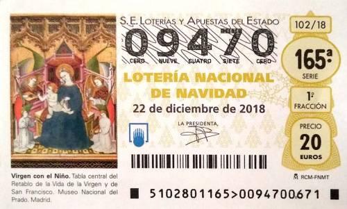 Lotería 2018