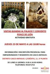 Visita a Ponce de León